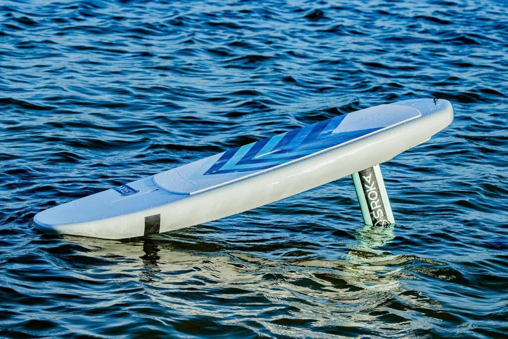 Planche de Wing Foil SUP foil Wake foil Wind Foil Sroka Company