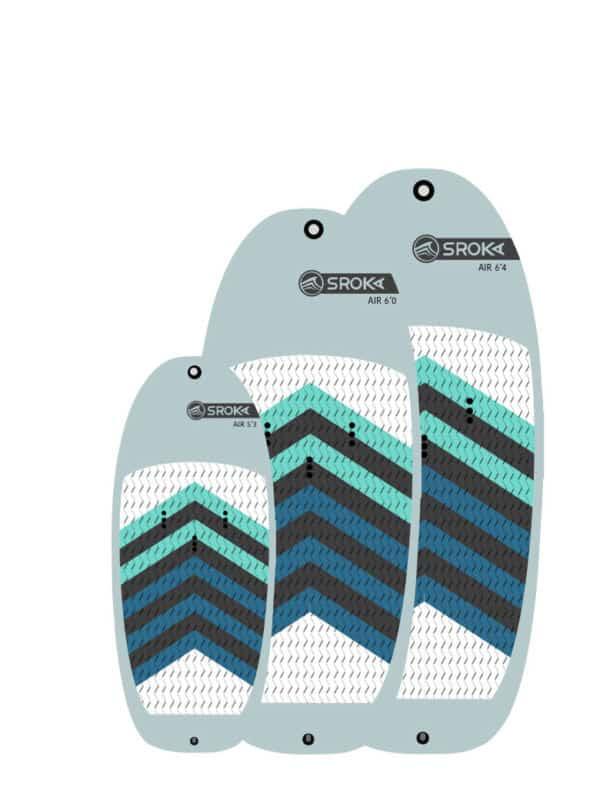 Planche gonflable pour la pratique du Wingsurf et du Foil de la gamme Sroka Air