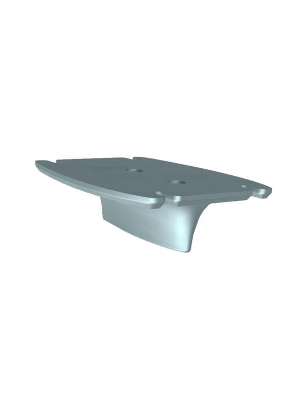 Platine en aluminium pour la pratique du foil
