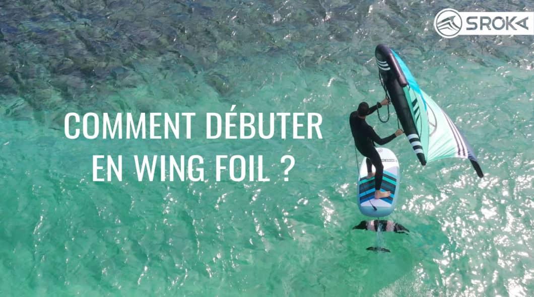 wingfoiling foil board wing sroka