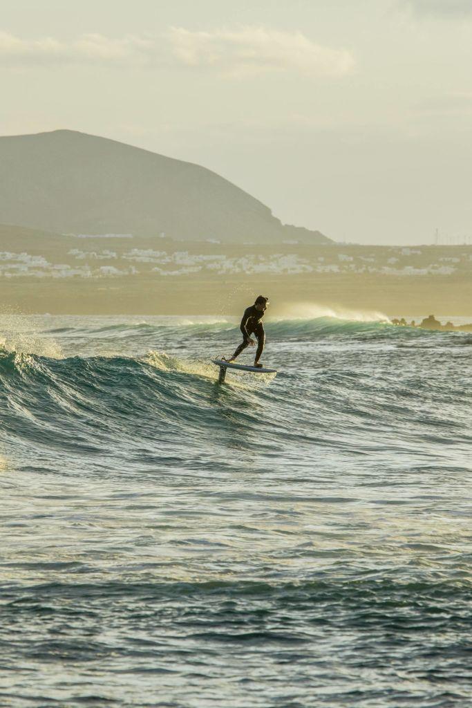 Explications sur le fonctionnement d'un Foil de Surf