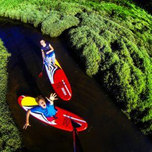 SROKA inflatable paddle