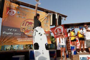 compétition sroka kite surf