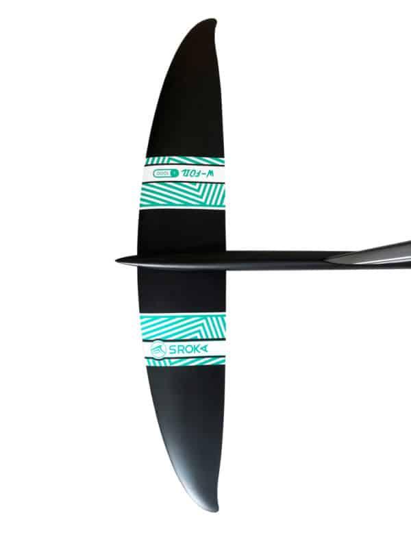 Aile avant de windsurf foil pour le Windfoil Sroka Company