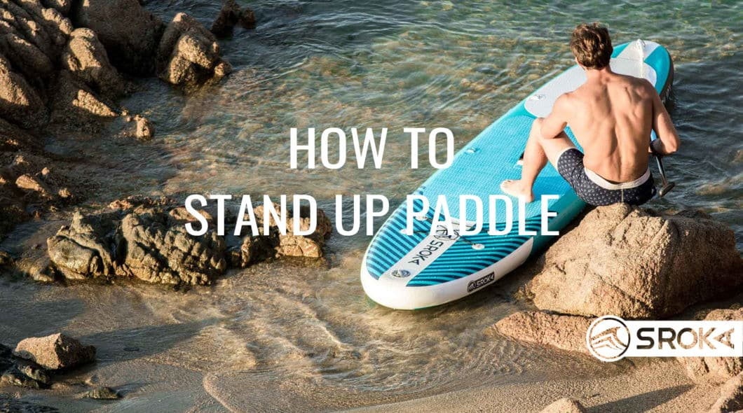 starting stand up paddle