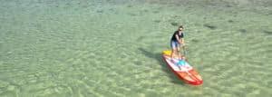 stand-up paddle pour adultes et enfants sroka
