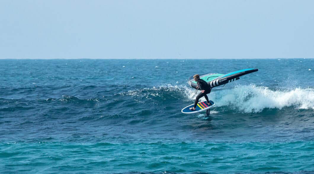 10 mistakes in wing surfing