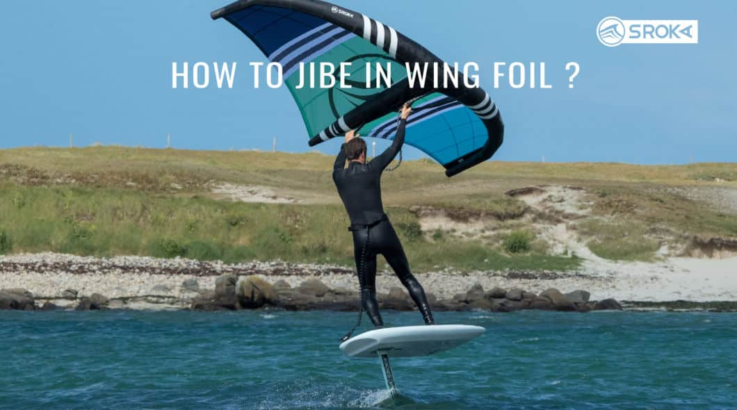 comment réaliser un jibe en wingsurfing